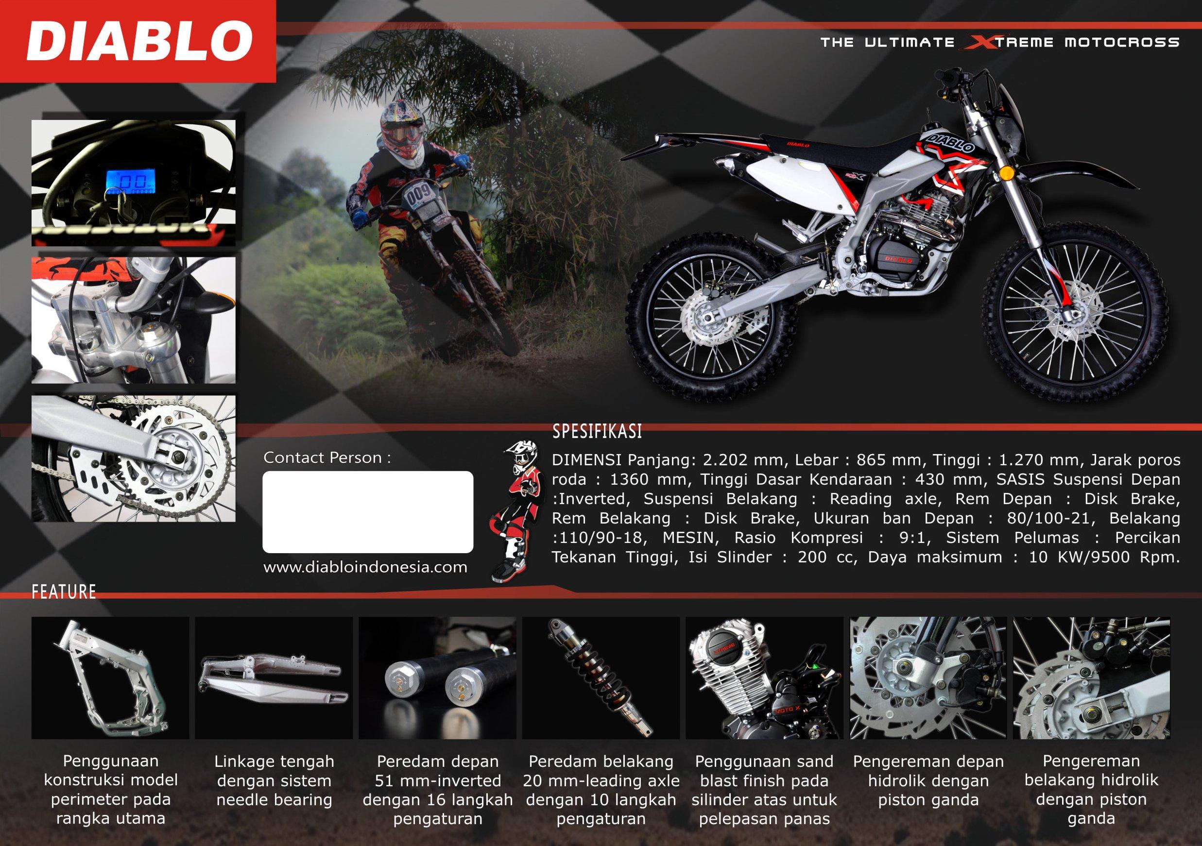 diablo motocross indonesia official site. Black Bedroom Furniture Sets. Home Design Ideas